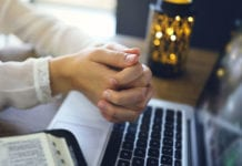 online church events