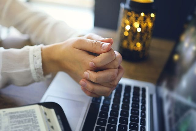 Online Church Events Are Here to Stay