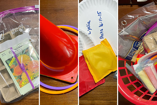 family activity pack
