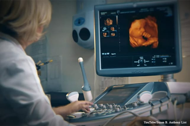 pro-life commercial