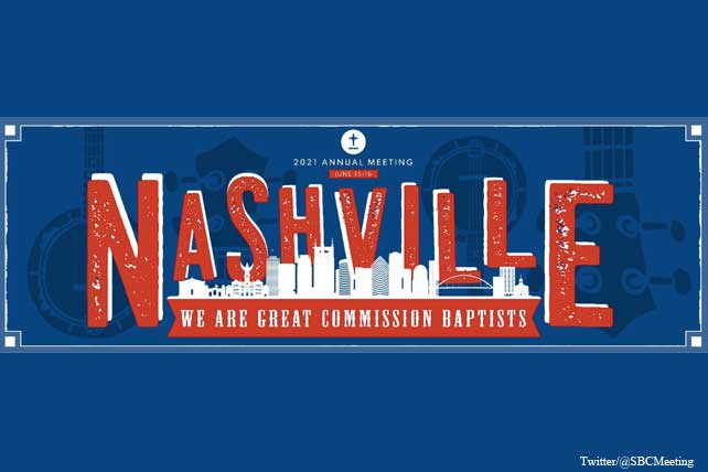 2021 Annual Meeting of Southern Baptist Convention