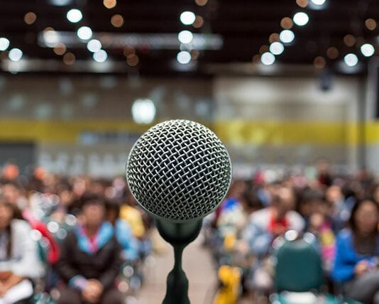 how to get speaking engagements at churches