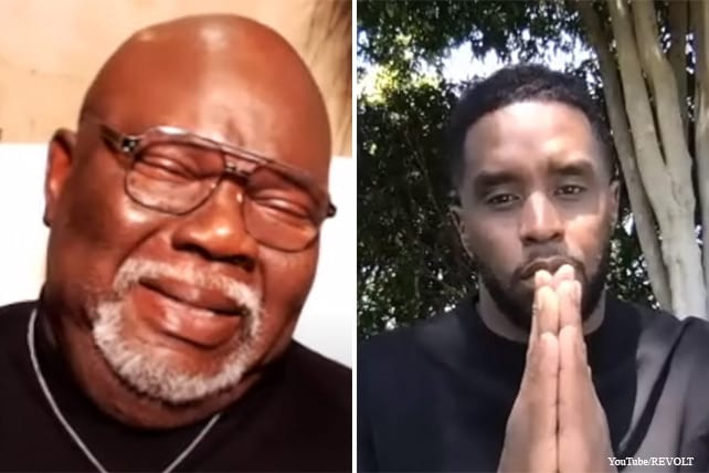t.d. jakes diddy