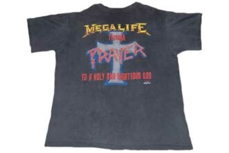 christian t-shirt from youth group megalife