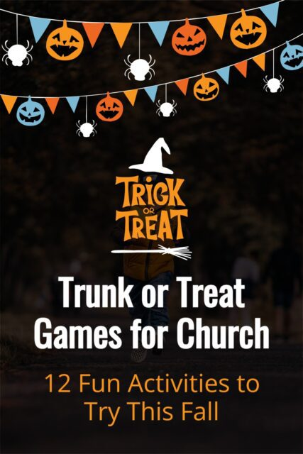 trunk of treat game ideas for church