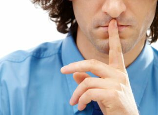 church confidentiality policy