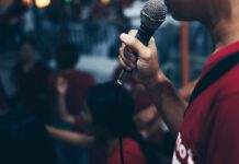 how to be a good emcee in church