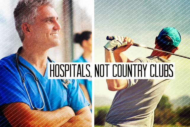 Hospitals, Not Country Clubs: Churches Without the Broken Are Broken Churches