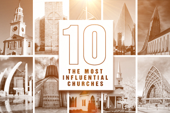 The Top 10 Most Influential Churches of 1990