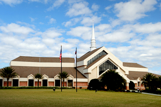 one problem with modern church buildings
