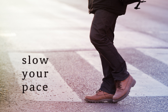 4 Tips to Slowing Down Your Ministry Pace