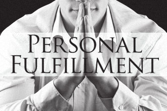 what is personal fulfillment