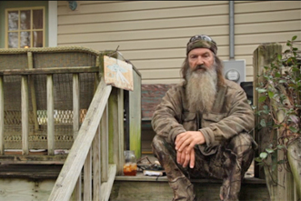"""Phil Robertson of """"Duck Dynasty"""" Defends His Comments on Homosexuality"""