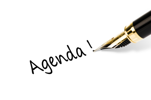 Write Dynamic Agendas For Your Groups