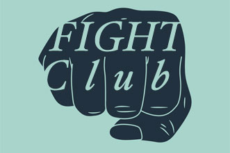 4 rules for christian fight club
