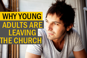 why youth leave the church What is it that sets apart the kids who stay in the church this does--and it's a must read.