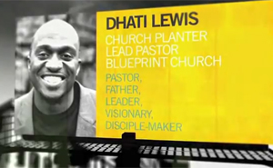 Dhati lewis 3 rules for gospel transformation churchleaders facebook share button dhati lewis church planter and lead pastor of blueprint malvernweather Choice Image