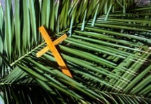 palm sunday activities