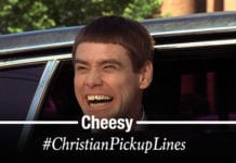 Christian Pick-up Lines: Cheesiest You've Ever Heard